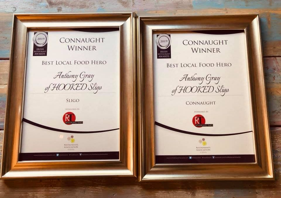 Connaught Food Hero Award