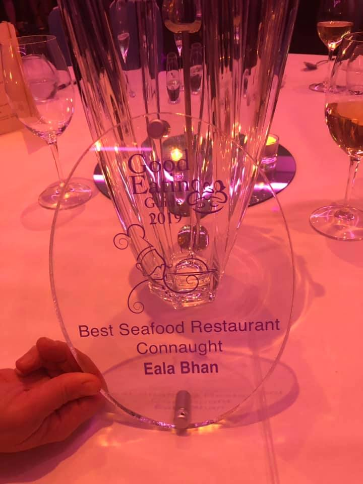 Best Seafood Restaurant Sligo
